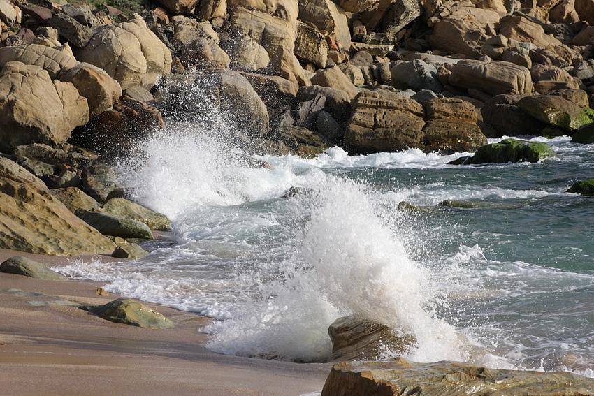 ... Die Kraft des Wassers....