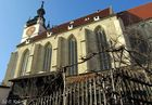 Die Kremser Piaristenkirche...