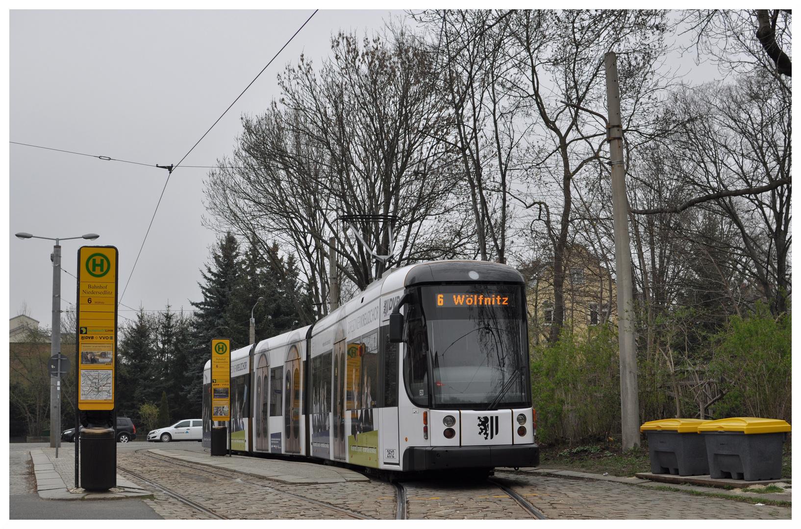 Die Kreuzchor-Straßenbahn