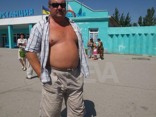 Die Krim - Ferien am Bauchnabel der Ukraine