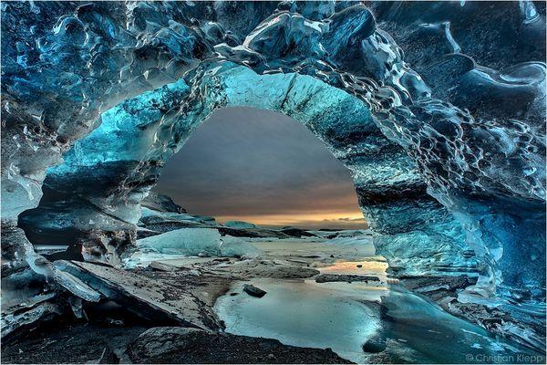 Die Kristall-Grotte