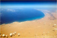 Die Küste Ägyptens