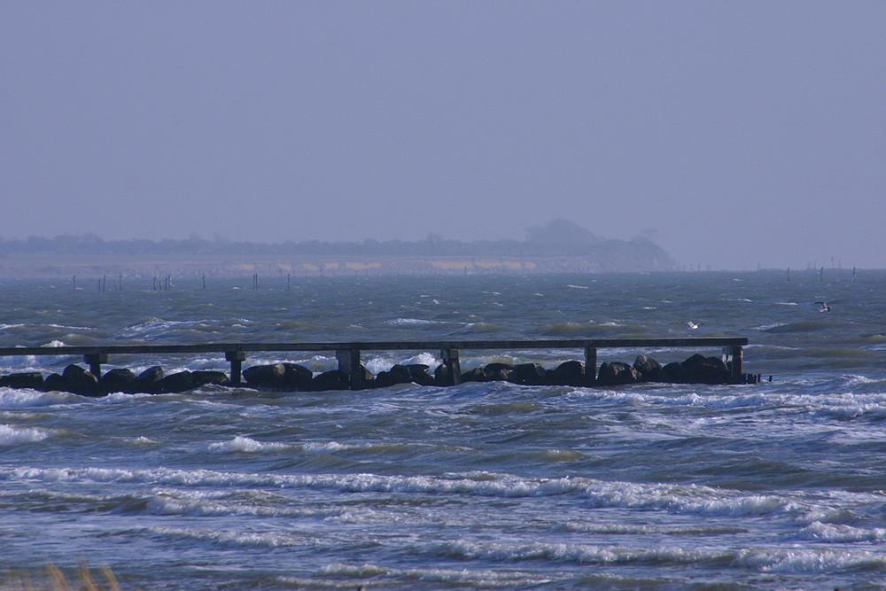 Die Küste Fehmarns