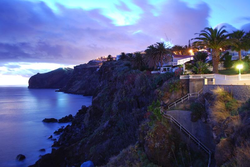 Die Küste Madeiras