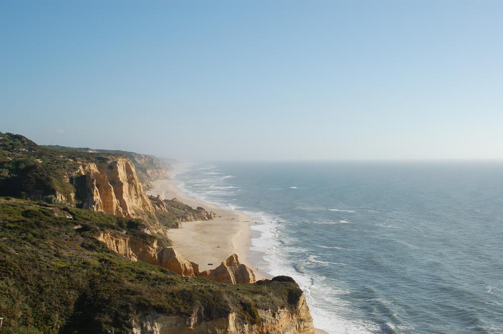 Die Küste Portugals
