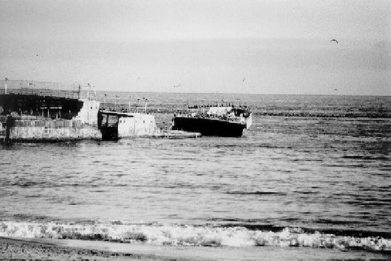 Die Küste von Aptos