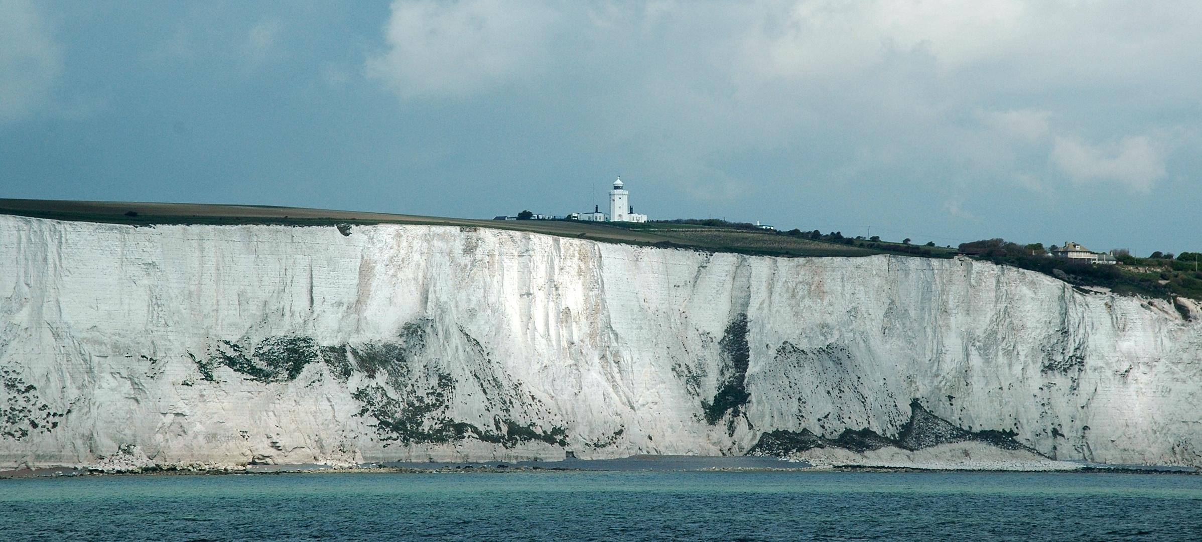 Die Küste von Dover