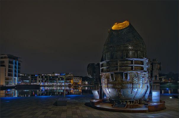 Die Kulturinsel ...