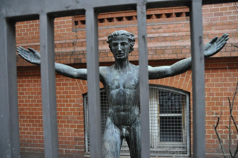 Die kunst im gefängnis der doppelten moral ?????