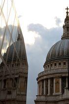 Die Kuppel von St. Paul's Cathedral ...