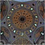 Die Kuppeln der Findikli Molla Çelebi Camii