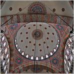 Die Kuppeln der Kilic Ali Pasa Camii