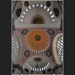 Die Kuppeln der Süleymaniye Camii