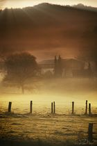 Die ländliche Atmosphere