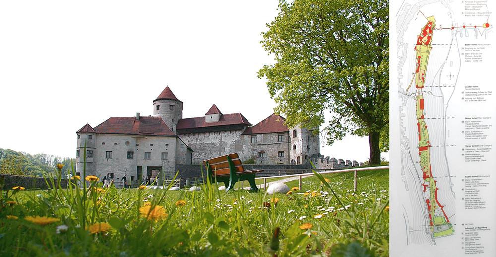 Die längste Burg Europas