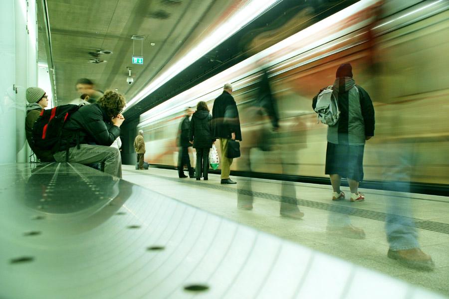 die längste U Bahn der Welt !