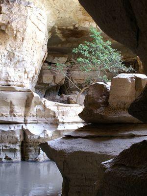 die längsten Höhlen Afrikas