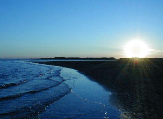 Die Lagune bei Bibione Pineda