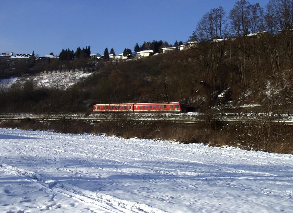 Die Lahntalbahn (2)