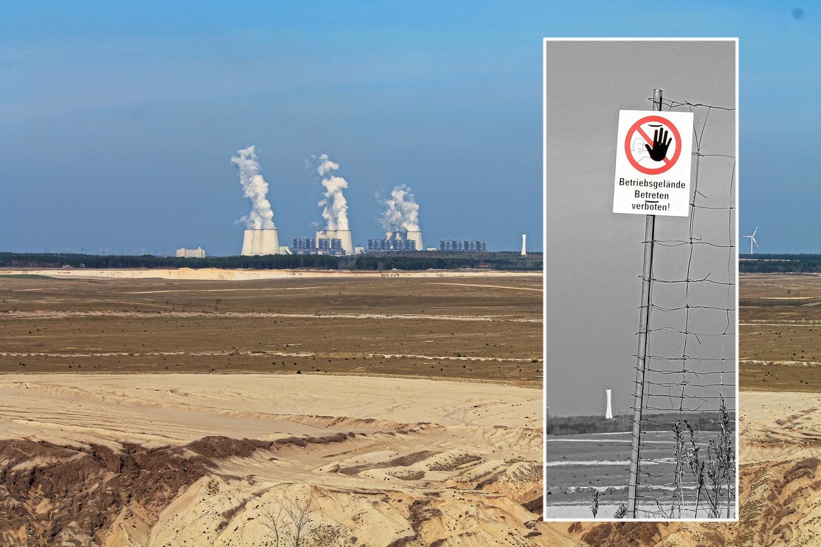 """Die Lausitz """"Zentrum von Energie & Kohle"""""""