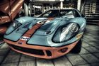 "Die Legende ""FORD GT"""