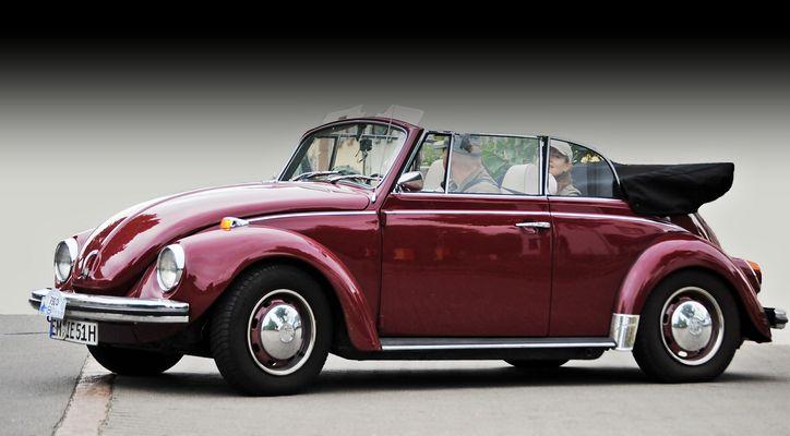 Die Legende ~ VW Käfer Cabrio