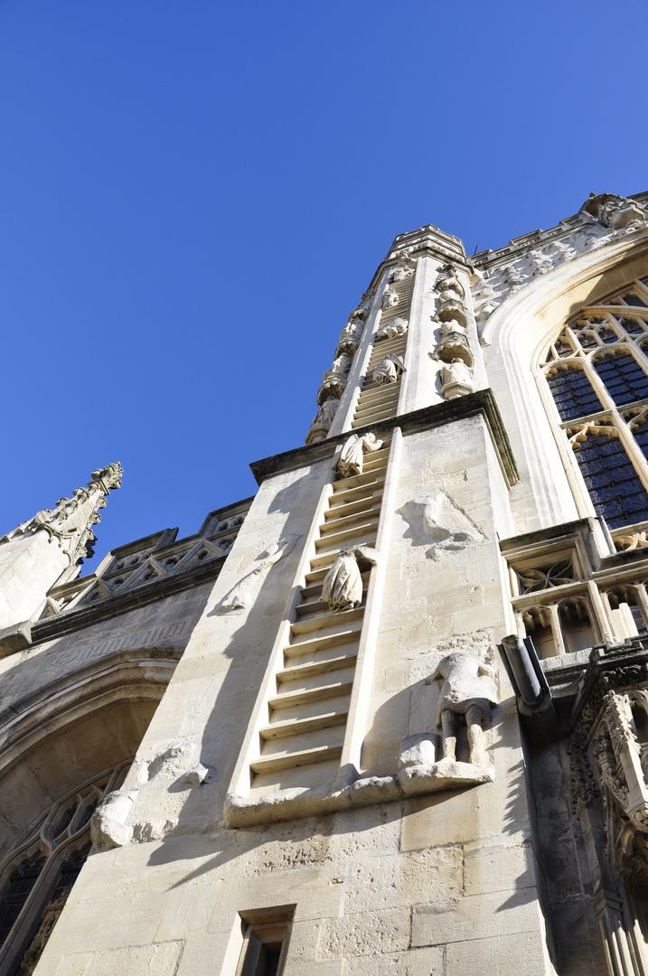 Die Leiter von Bath - Stairway to heaven