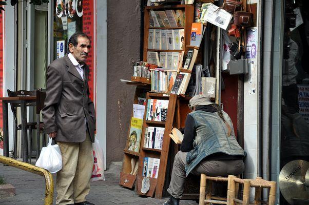 Die Leserin aus Istanbul und der Sakko