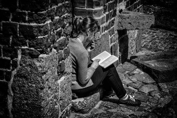 Die Leserin