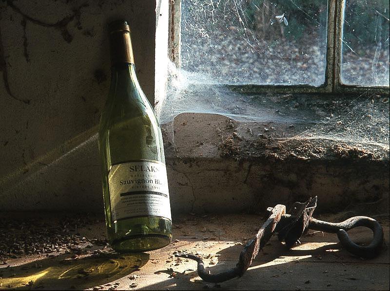 Die letzte Flasche