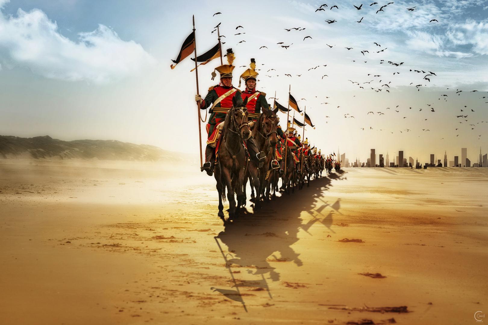 die letzte Kavallerie