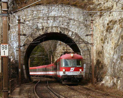 Die letzten Aufnahmen von der Baureihe 4010/6010