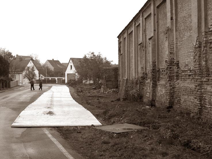 Die letzten Monate von Heuersdorf: Dorfleben