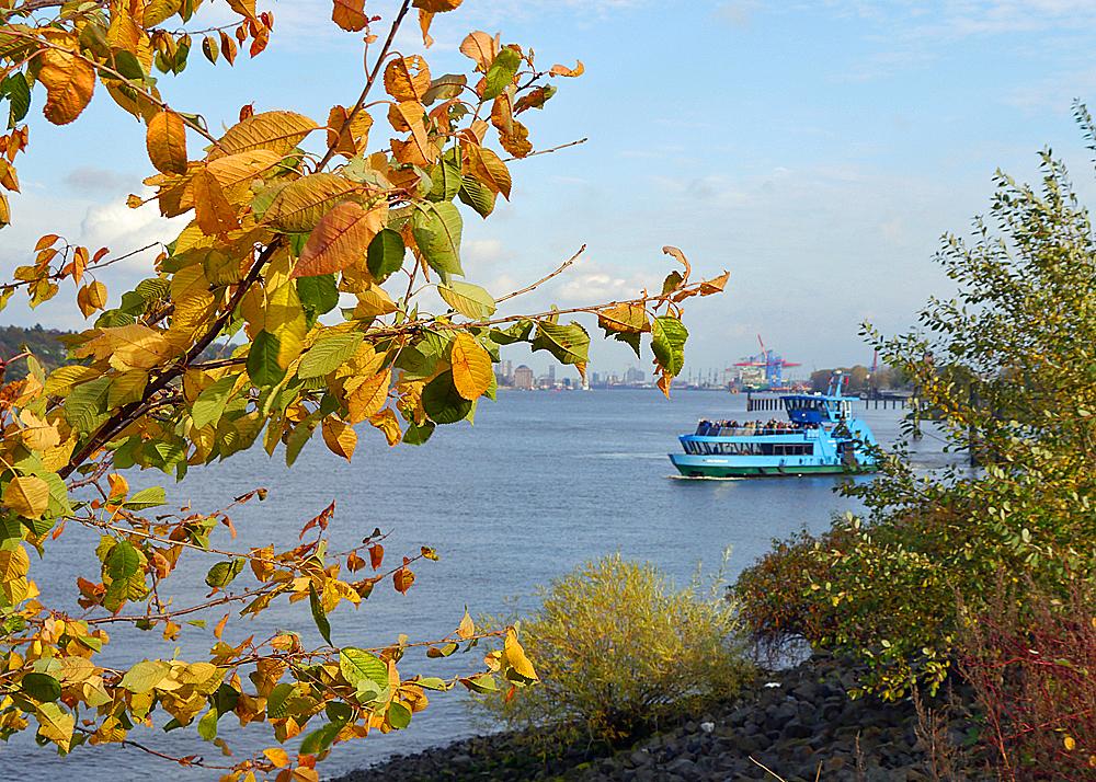 Die letzten schönen Herbsttage