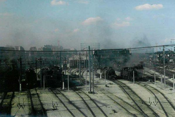 Die letzten Tage mit Dampf in Paris-La Villette