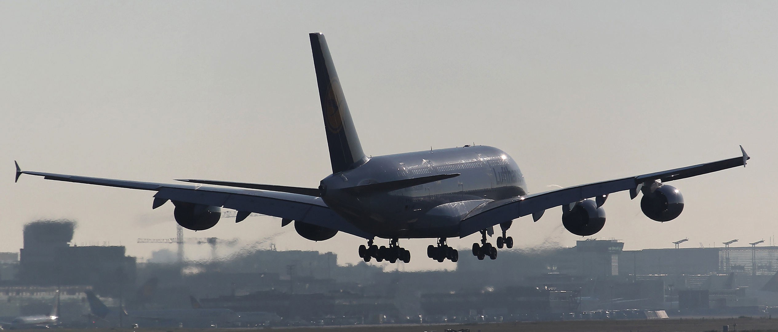 """Die LH A380 """"Peking"""""""