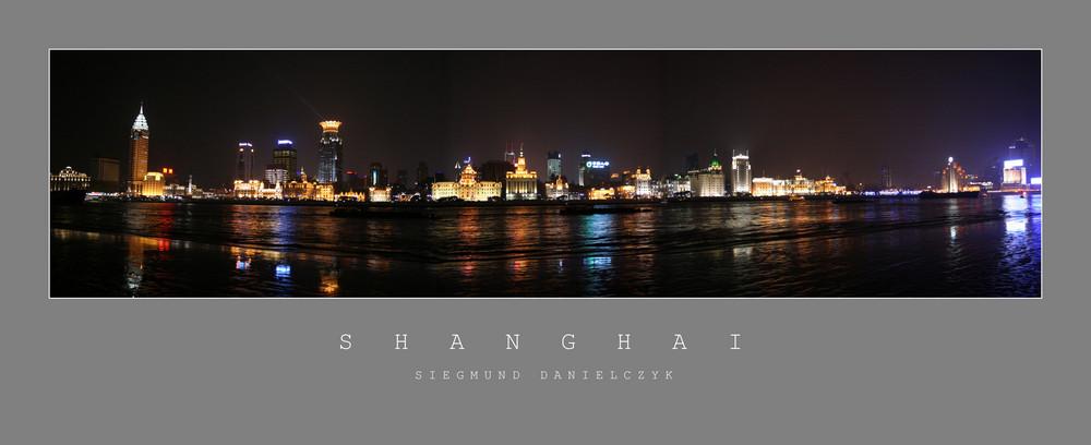 Die Lichter Shanghai's