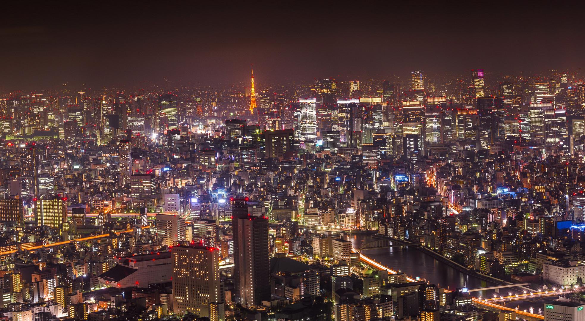 Die Lichter von Tokyo