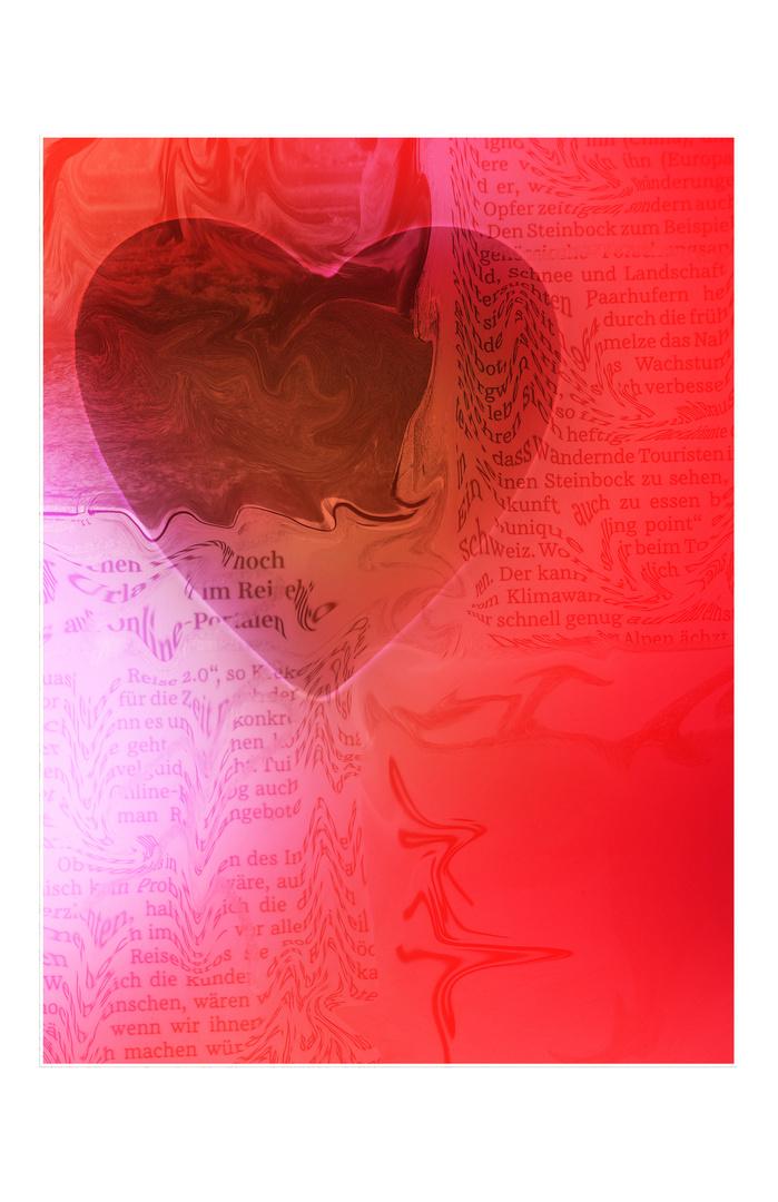 Die Liebe hat ihren....