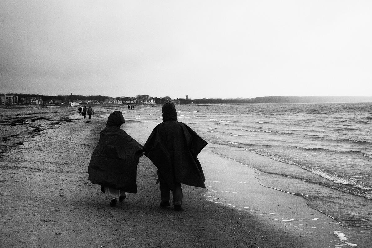 die Liebe in den Zeiten des Sturmes