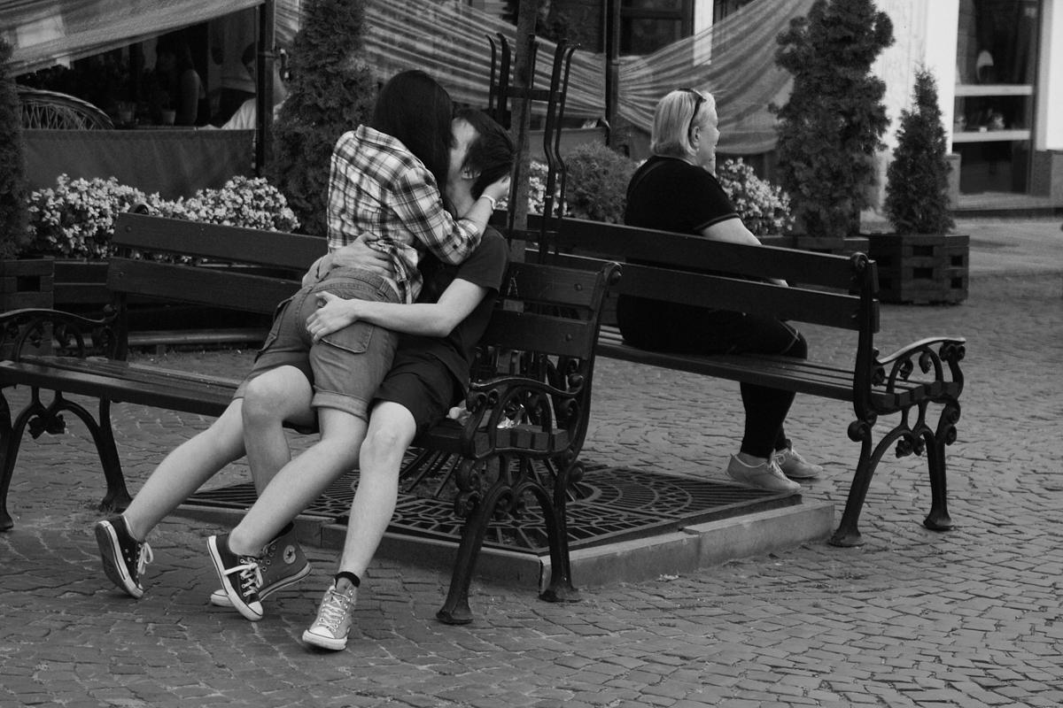 die Liebe in groben Zügen