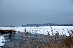 Die liebe Insel im Winter