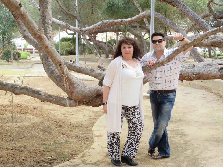 Die limpers in Palma