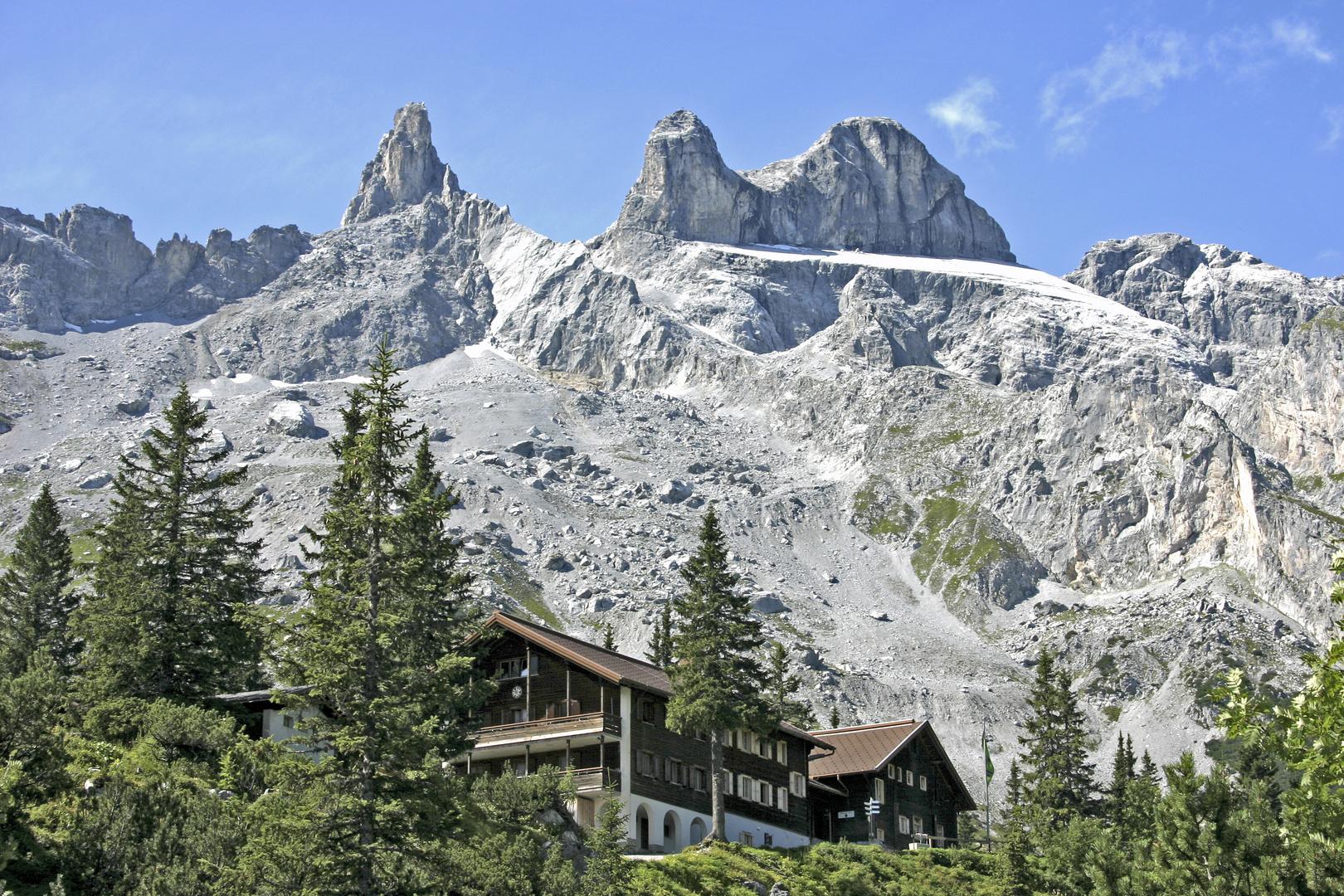 Die Lindauer Hütte