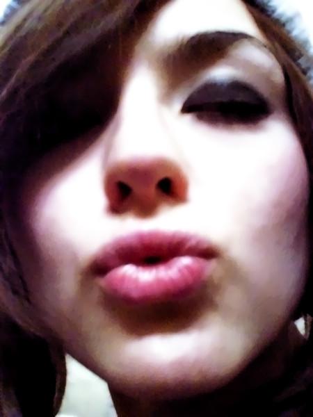 Die Lippen.
