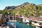 """Die Lofoten -""""Nusfjord"""""""