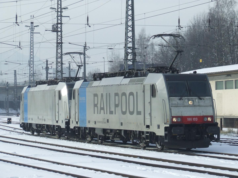 Die Lok von Railpool