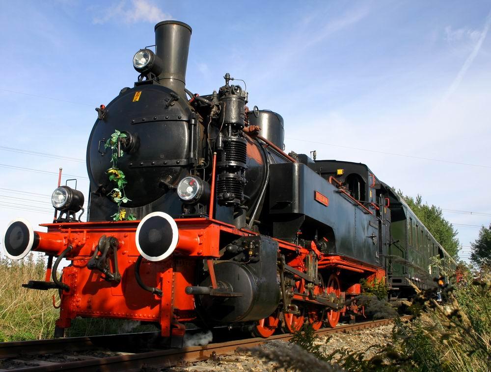 Die Lokomotive Ampfelwang