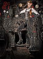 Die Lokomotivführerin