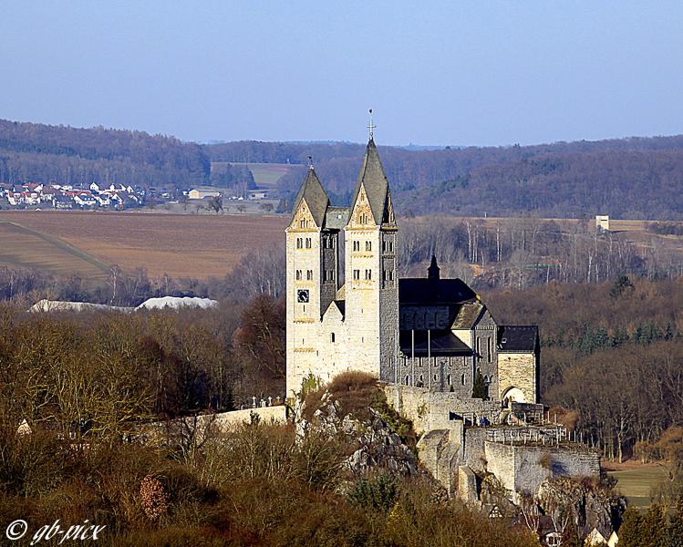 Die Lubentiuskirche heute in der Nachmittagssonne